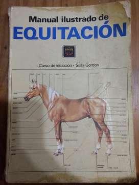 Manual Ilustrado de Equitación