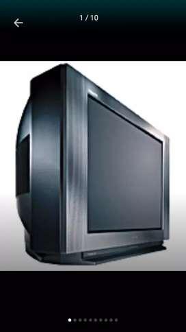 "Tv vintage sony 39"""