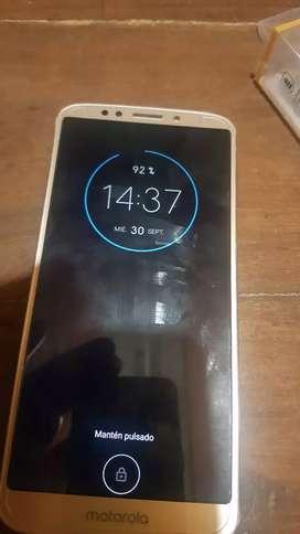 Motorola E 5 plus