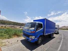 Camion furgon de 5tn