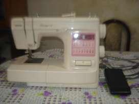 Maquina De Coser Brother Boutique 15 Japan Completa Funciona