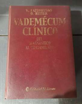 Vendo Vademecum Clinico