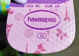 HAVAIANAS Nº 22-KIDS SNOOPY