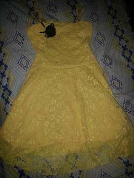 Vendo Vestido de Nena Talle 2