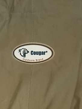 Wader de pesca respirable talle L - marca Cougar - con botas de neoprene