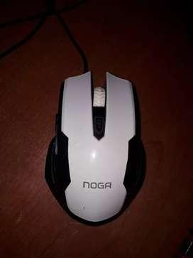 mouse gamer noga