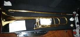 Trombón tenor bajo con llave - Scala