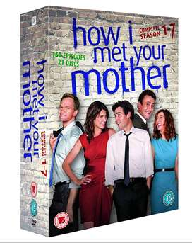How I Met Your Mother (2005–2014) Serie completa idioma original con subs español lat ENVÍO INCLUIDO