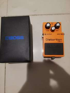 Pedal Boss Ds-1 distorsion usado