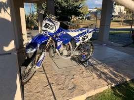 Yamaha yz 125cx