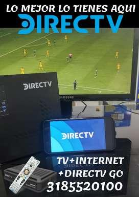 INTERNET INALAMBRICO TELEVISION SATELITAL