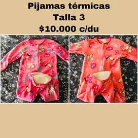 Ropa, Pijamas D Segunda Como Nueva. Niña