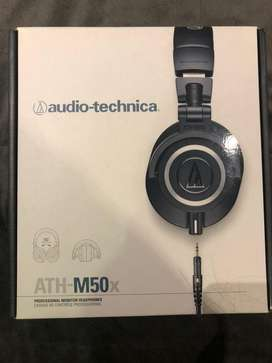 Audiotechnica M50x