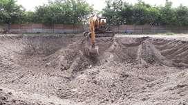 Obras civiles, Alistamientos de terrenos, demoliciones...