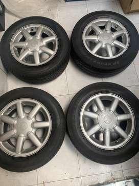"Rin 14"" VW GOLF GTI"