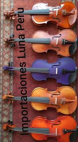 violin de colores en san borja