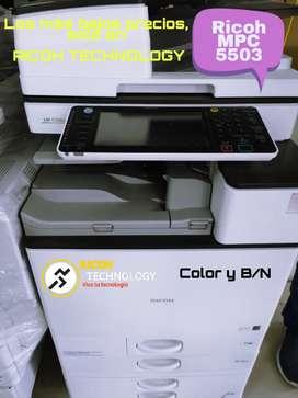 Copiadora RICOH Mp C 5503