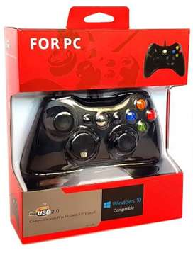Controller-usb wired black color pc windows