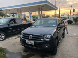 Se vende Volkswagen Amarok 2013