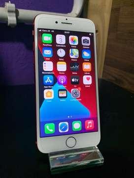 Vendo iphone 7 128gb bateria al 100