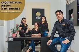 DISEÑO DE INTERIORES EN LOCALES COMERCIALES, OFICINAS Y RESIDENCIALES