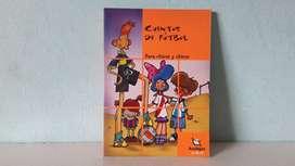 Art 318 Cuentos de Futbol Para Chicas y Chicos Azulejos Niños Estrada Libro