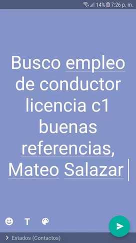 Conductor c1