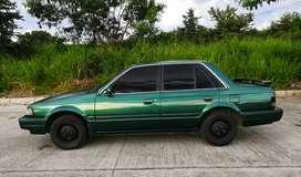 Vendo mazda 323 NX modelo 1991 papeles al día y nuevos segundo dueño