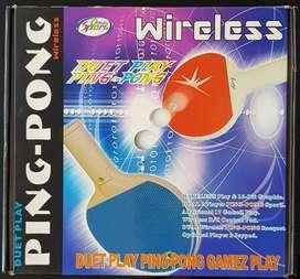 Videojuego de Ping-Pong Wireless