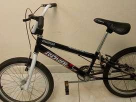 Bicicleta semi nueva, perfecto estado