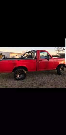 Ford f100 xlt motor mwm caja Clark grande