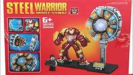 Lego Steel Warrior 325 piezas