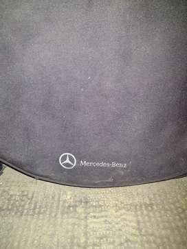Líquido rueda de auxilio Mercedes Benz