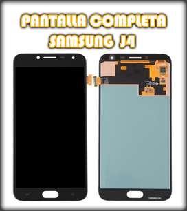 PANTALLA SAMSUNG J4 AMOLED