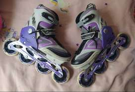 Patines  marca Canarian