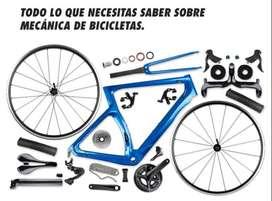 Mecánica Profesional de Bicicletas Curso MasterClass