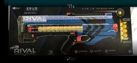 NERF Rival MXV-1200  Pistola Rifle Nuevo