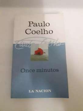 Paulo Coelho once minutos