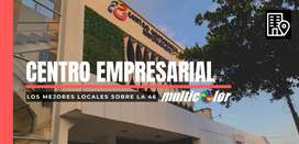 Centro Empresarial Multicolor