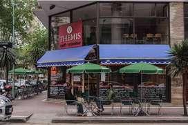 Vendo Fondo De Comercio Cafe Resto - Zona Tribunales