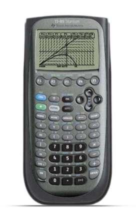 Calculadora texas instrument TI 89 Titanium