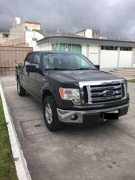 Ford 150 4x2  Año 2012  Único Dueño