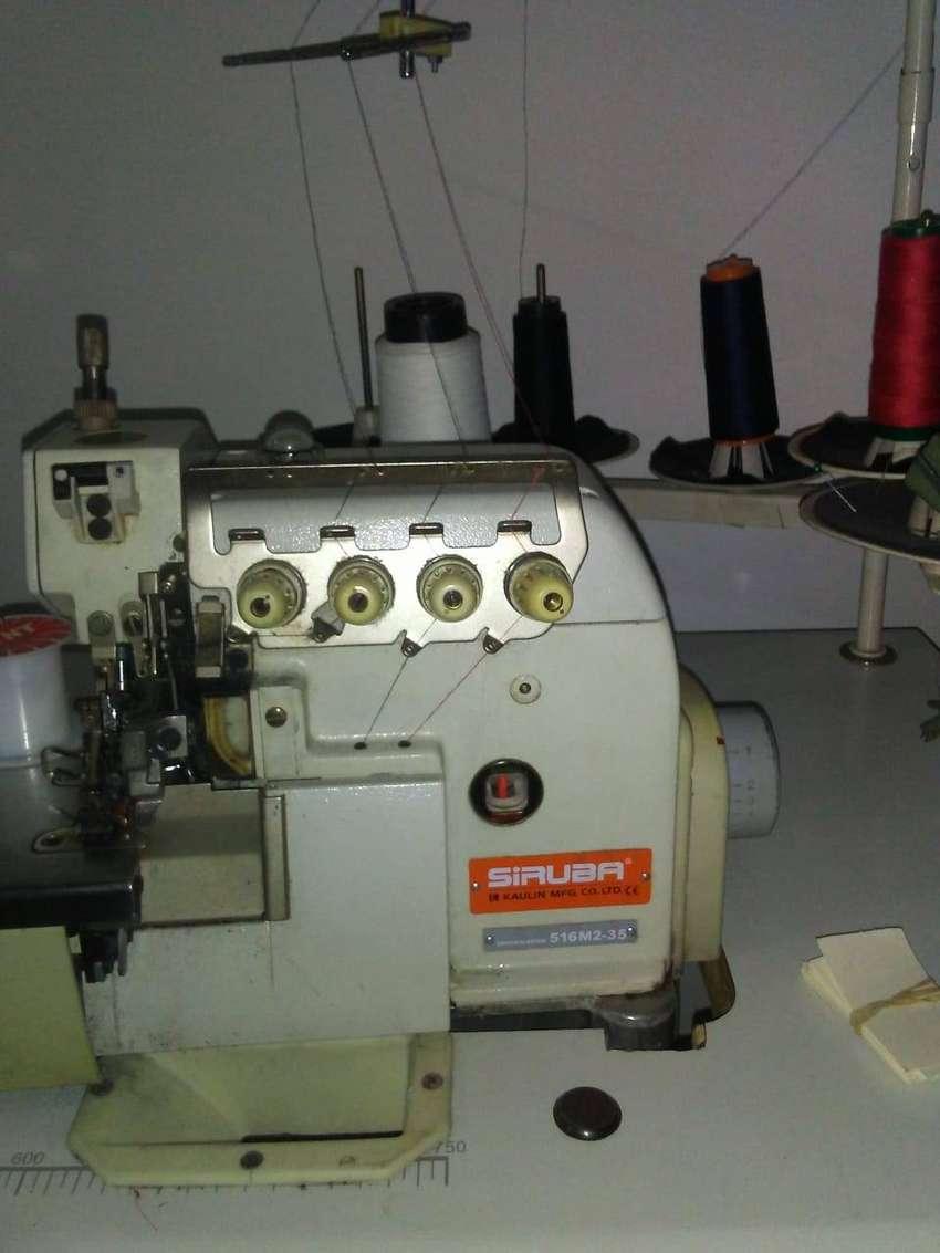 Fileteadora industrial siruba 0