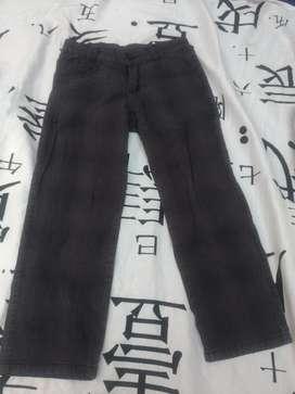 Regalo Pantalon para Niño T 3 por 5mil