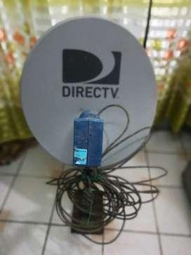 Antena  DIRECTV  poco uso