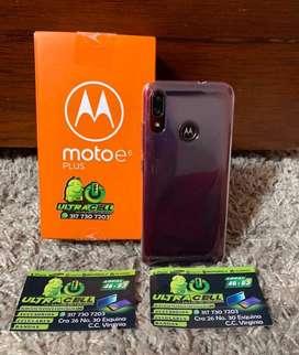 Motorola E6Plus 4gb ram y 64 gb memoria Edicion especial
