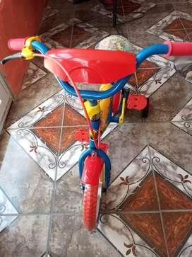 Bicicleta de nene