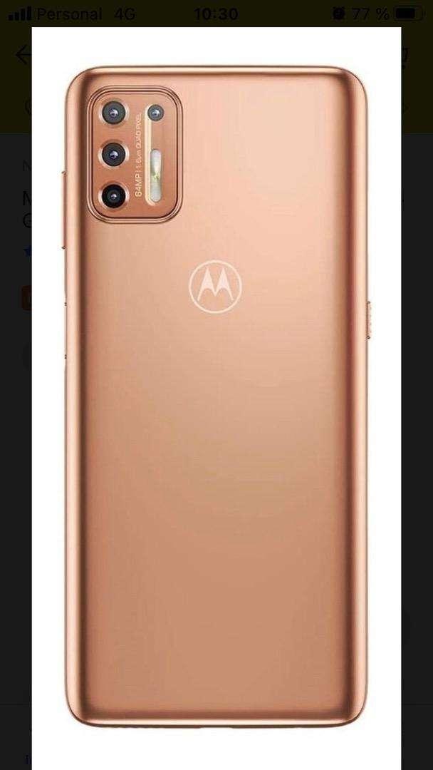 Celular Motorola G9 Plus Nuevo Garantia !