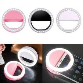 Aros de luz para celular