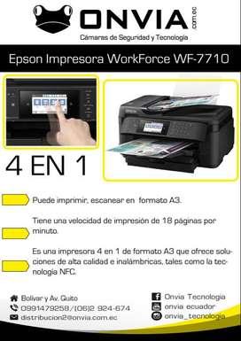Impresora A3 Epson Wf 7710